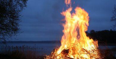Significado de soñar con Fuego