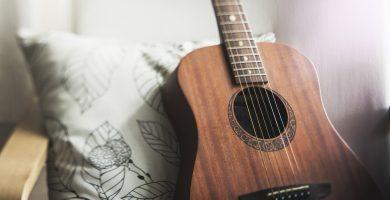 Significado de soñar con guitarra